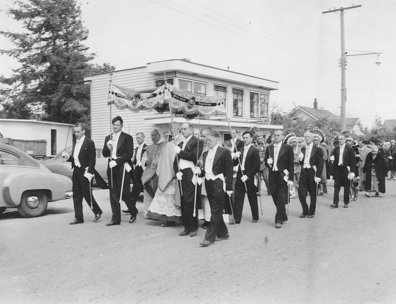 knights eucharisticcongress may 1951